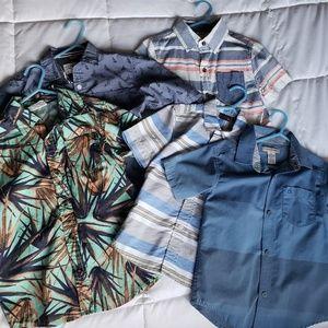 Boys' button up dress shirts 5 / 6